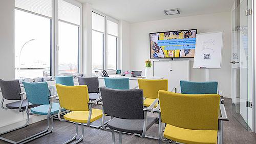 Workshops und Wissensvermittlung beim Treffpunkt Sülter Tower der Firma werning.com