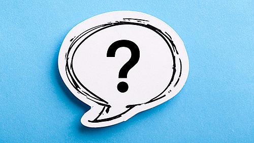 Frage der Woche Bild werning.com GmbH