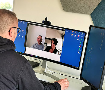 Videokonferenz - Datenschutz Berater - werning.com GmbH