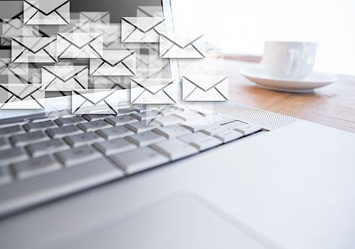 Laptop Emails Versenden