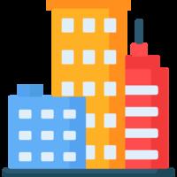 Gebäude Unternehmen Icon
