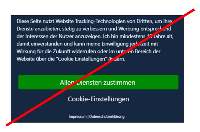 Cookie Banner v2